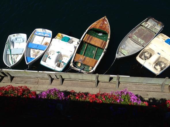 Monterey Rowboats